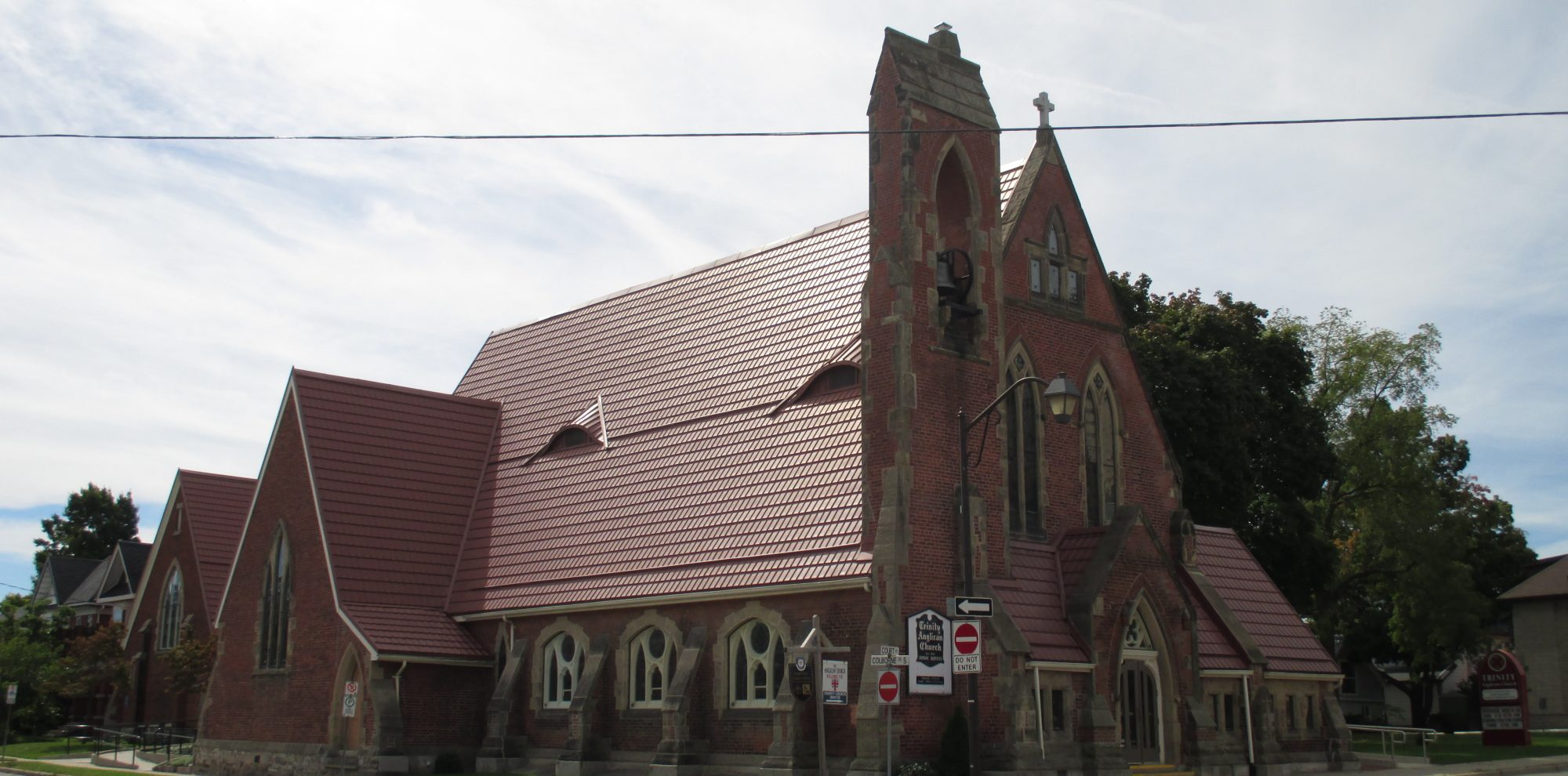 Trinity Anglican Church Simcoe